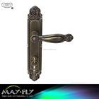 tri circle zinc alloy handle door lock setdoor lock and handle