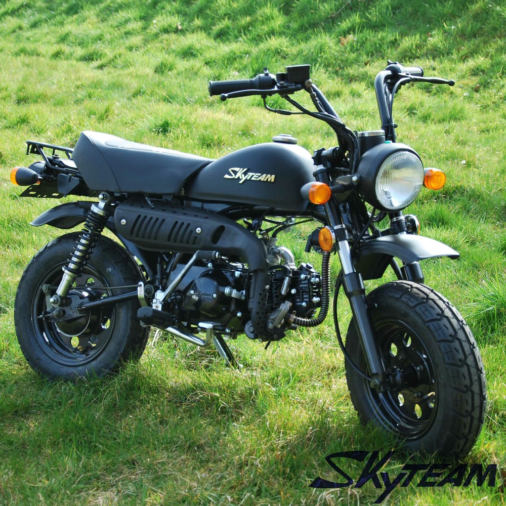 hight resolution of skyteam monkey bike dax bike dirt bike 50cc eec euro4 approved