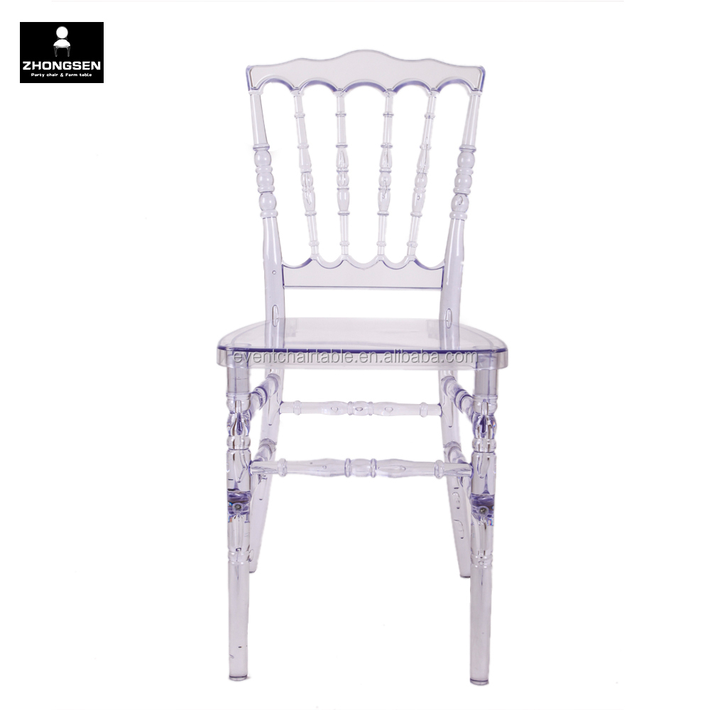 Plastic Clear Chair Transparent Clear Crystal Chiavari Napoleon Plastic Pc Resin Royal Chair Buy Clear Resin Chair Napoleon Chair Resin Chair Product On Alibaba