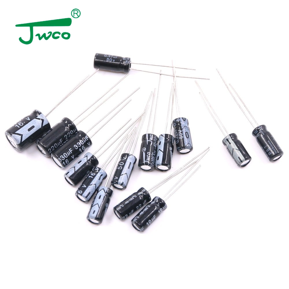 hight resolution of jwco capacitor 470uf 16v 8 12 aluminum electrolytic capacitor for artificial intelligence pcb