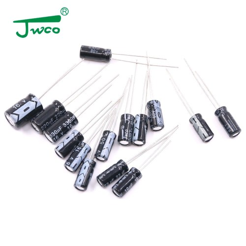 small resolution of jwco capacitor 470uf 16v 8 12 aluminum electrolytic capacitor for artificial intelligence pcb