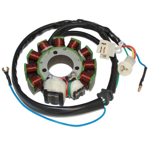 small resolution of caltric stator fits yamaha serow 225 xt225 xt 225 1992 2000