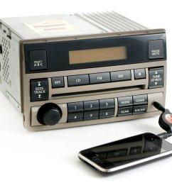 get quotations nissan altima 2005 2006 tan radio amfm cd aux input 28185zb00c standard vol ctrl [ 1500 x 1364 Pixel ]