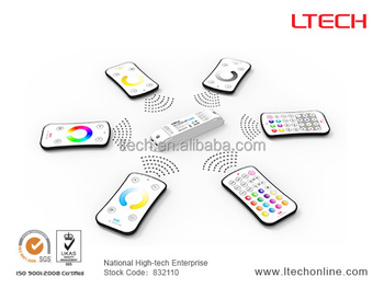 M1,M2,M3,M5,M6,M7 Led Mini Controller With Rf Touch Remote