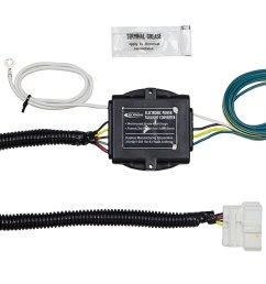 get quotations hopkins 43134 honda pilot plug in simple trailer wiring kit [ 1500 x 1099 Pixel ]