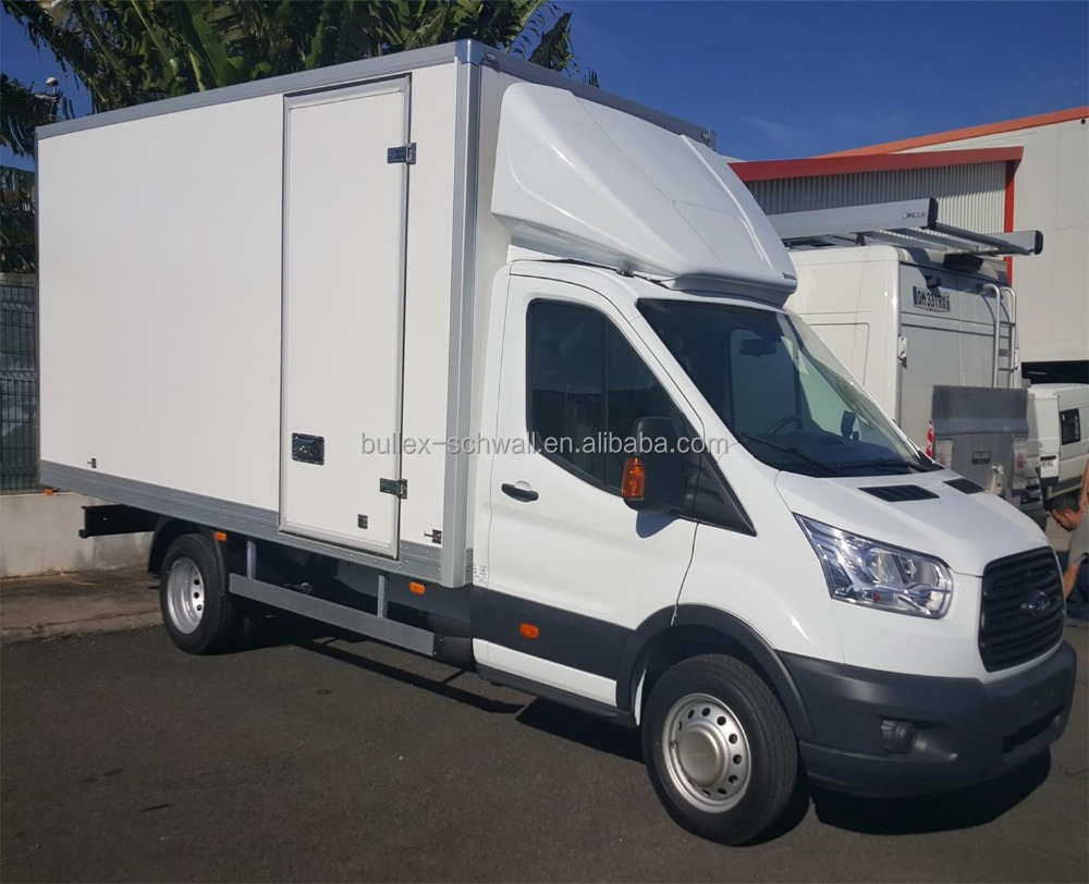 hight resolution of bullex schwall dry box truck body truck body parts dry cargo truck box for sale