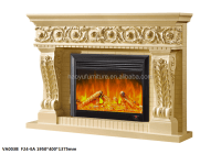 Electric Fireplace No Heat Hy-507-5# - Buy Electric ...