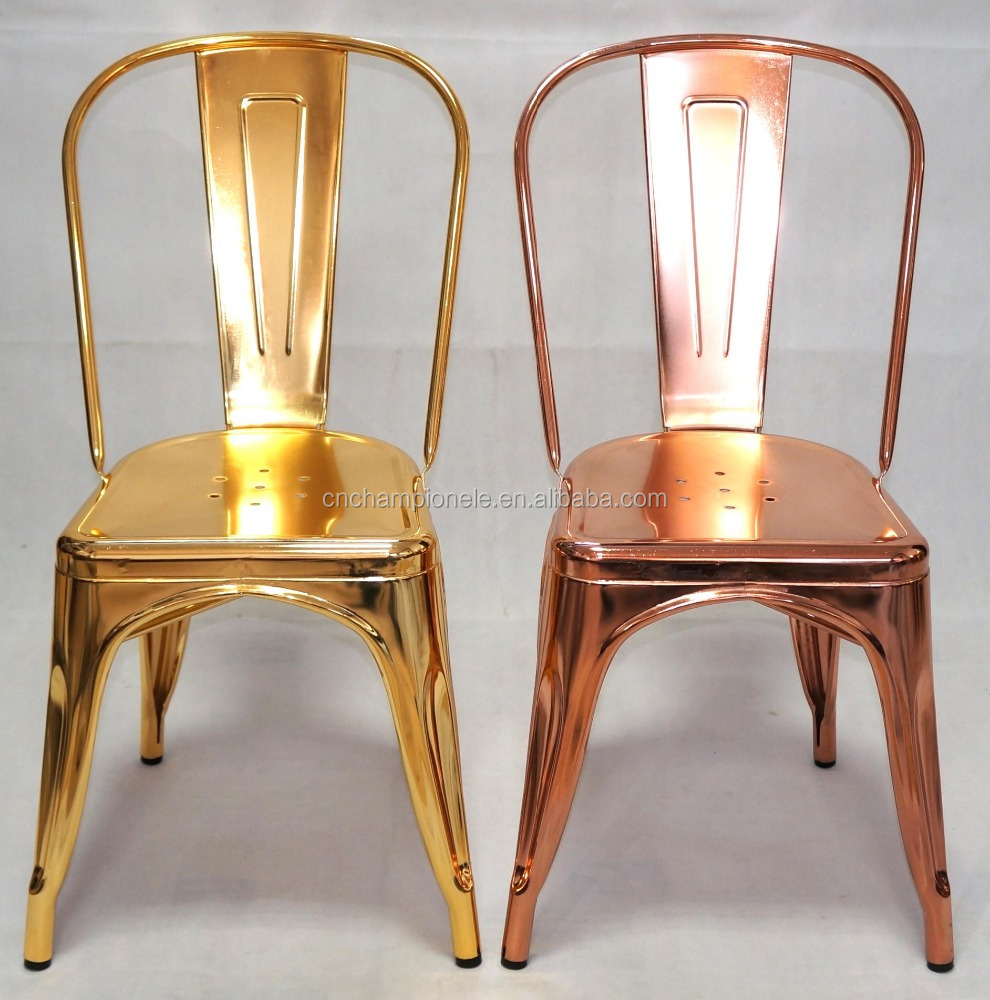 Copper Dining Chairs Iron Restaurant Dining Chair Copper Metal Cafe Chairs Buy Restaurant Used Dining Chairs Italian Restaurant Chairs Designer Restaurant Chairs Product
