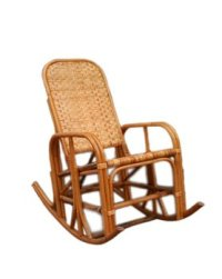 Bamboo Rocking Arm Chair,Ac-002 - Buy Rocking Chair ...