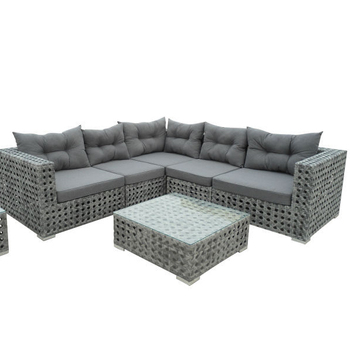 sofa lounger outdoor dwr leather sofas rattan hanging furniture in special design garden use and for hotel