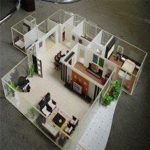 Top Quality Layout Model House Plan Residential