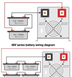 1000w ups battery charger dc ac 12v 120v power inverter [ 750 x 1800 Pixel ]