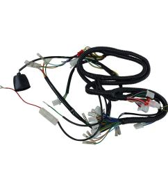 get quotations chinese gy6 150cc wire harness wiring assembly scooter moped sunl roketa [ 1000 x 1000 Pixel ]