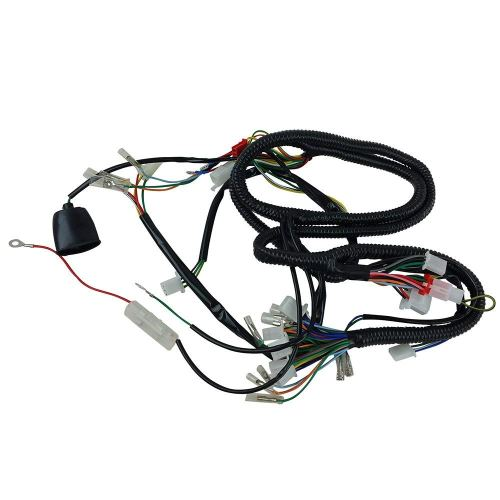 small resolution of get quotations chinese gy6 150cc wire harness wiring assembly scooter moped sunl roketa
