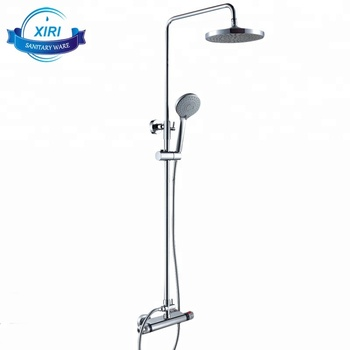 Constant Temperature Control Shower Sets In Wall