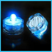 Small Waterproof Led Shower Light Battery Operated Lights