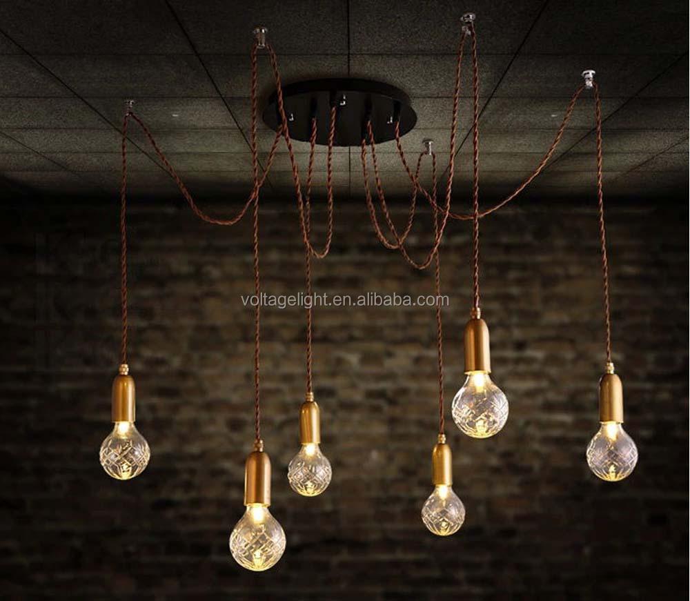 Nieuwe Producten Leidde Decoratieve Vintage Industrile