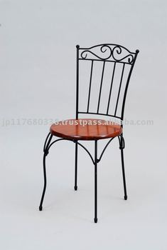 wrought iron chair graco mickey mouse high antique style iri 020 buy