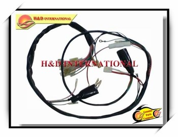 Cg125 83 85 32100 Ke2 910 Motorcycle Wire Harness High Quality
