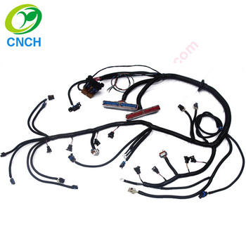 97-02 Ls1 Drive By Cable Standalone Wiring Harness T56