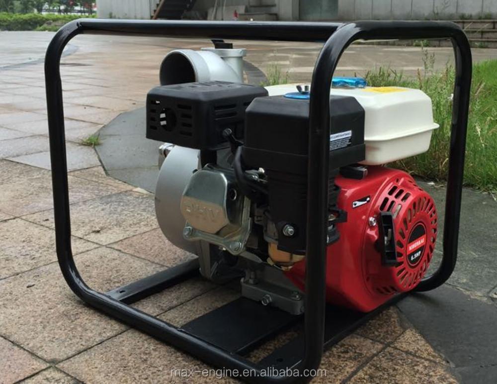 2.0 inch Mini Copy Honda Motor Bensin Pompa Air Untuk