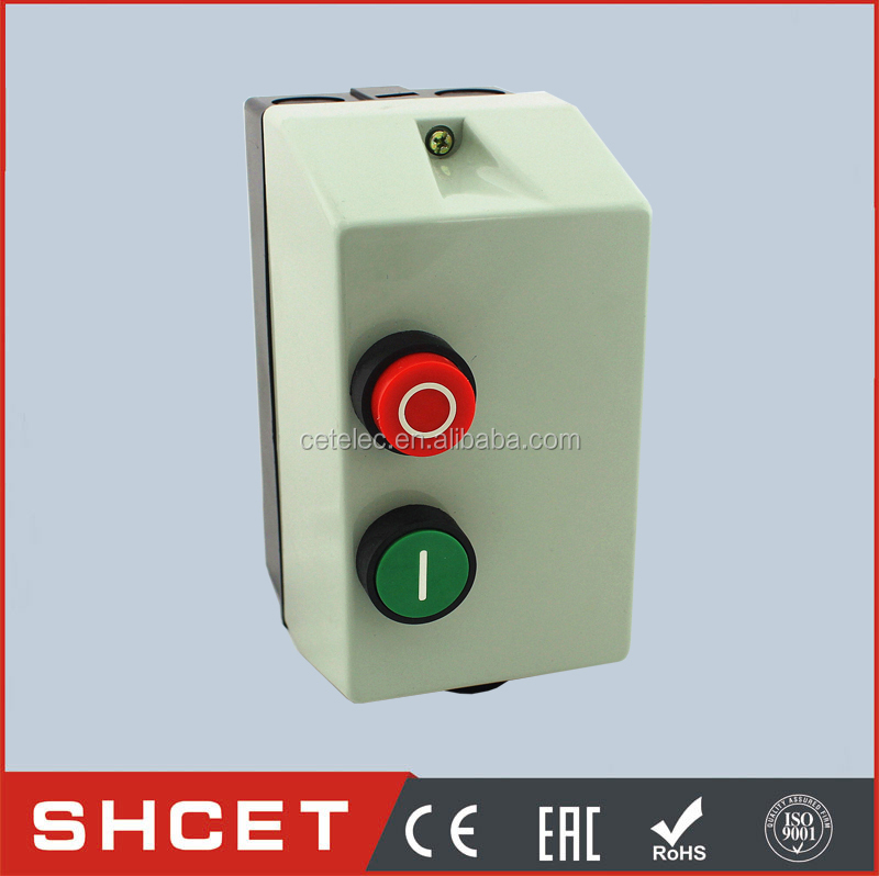 What Is A Magnetic Starter Switch