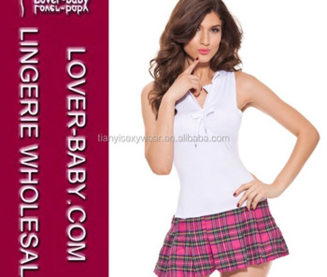 Sexy School Girl Costume Women Sexy Schoolgirls Short Skirts Sexy Role Play Costume Adult For Party