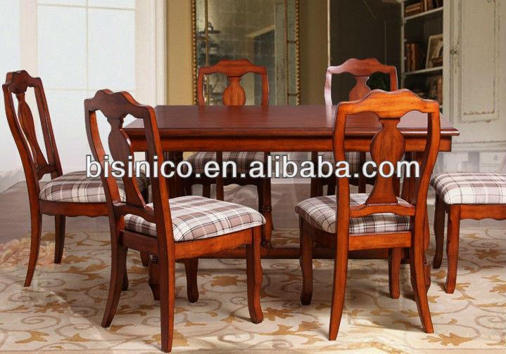 Ingls americano muebles rsticos de estilo Comedor