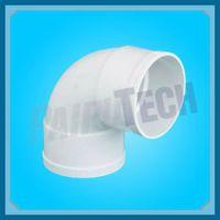 Plastic Sewage Pipe Fitting Pvc Drainage 90 Degree Elbow ...