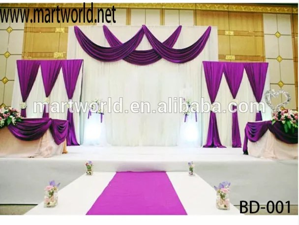 latest wedding drape backdrops celling fabric curtain for photo booth backdrops wedding stage decorations birthday party bd 006 buy latest wedding