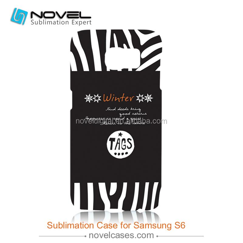 Alta Qualidade 3d sublimação em branco do telefone móvel