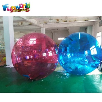 giant inflatable water bubble