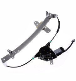 get quotations power window lift regulator on front left drivers side with motor assembly replacement for 1998  [ 1000 x 1000 Pixel ]