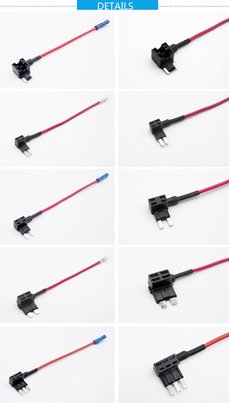Car Vehicle Circuit Blade Style Low Profile Fuse Tap Mini