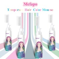 Oem Hair Color Mousse Temporary Hair Color Dye - Buy Hair ...