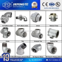 Gi Pipe Fittings Tube Clamps Malleable Iron Cast ...