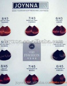 Professional iso hair dye color chart buy charthair chartiso product on alibaba also rh