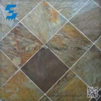 Cheap Slate Flooring Tile,Smooth Slate Floor Tiles - Buy ...
