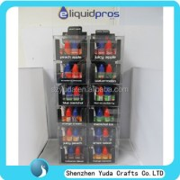 Individual Packaging E-liquid Displays In A Storage Case ...