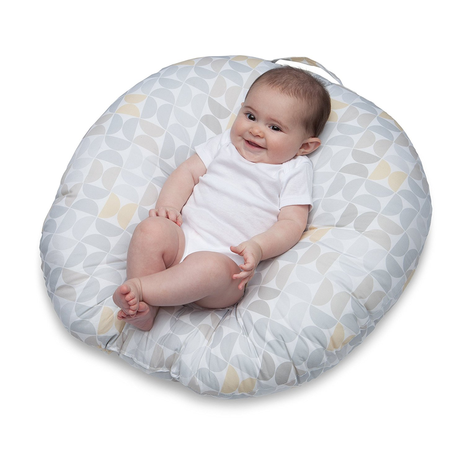 boppy baby chair green marbles x3 wheelchair cheap lounger find deals on line at get quotations newborn gray taupe propeller