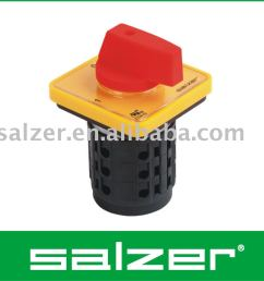 salzer ac selector switch a o m ul file no e236199 tuv and ce approved [ 1152 x 1152 Pixel ]