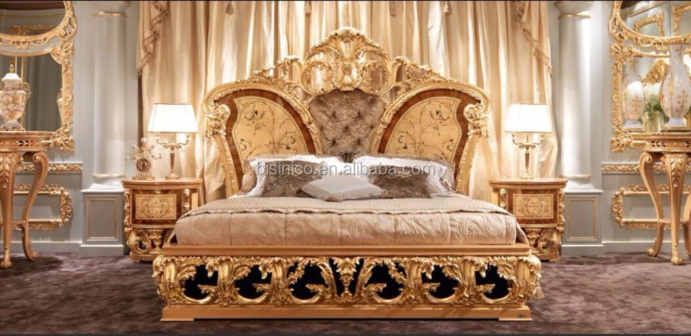 Golden Furniture Queen Anne Bedroom Set Luxury Wood
