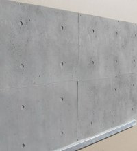 Aspecto concreto y textura panel decorativo de pared-Otros ...