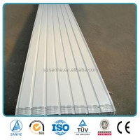 Corrugated Galvanized Steel Exterior Wall Panel - Buy ...