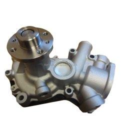 isuzu 4le1 4le2 water pump for 8 94140341 0 8972541481 [ 1000 x 1000 Pixel ]