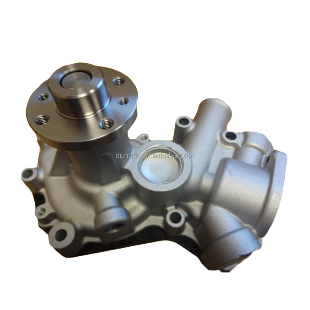 hight resolution of isuzu 4le1 4le2 water pump for 8 94140341 0 8972541481