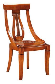 antique wooden armrest dining