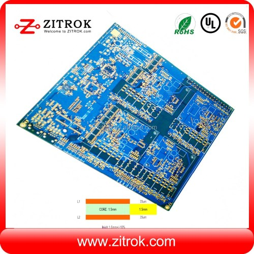 small resolution of rigid printed circuit board for home theater hoverboard pcb buy
