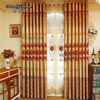 living room curtains for sale colors with brown couch hot ready made curtain beautiful peony embroidery designs