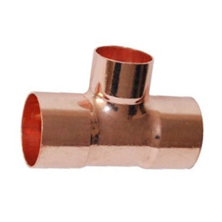 Tee Connection 3 Way Refrigeration Copper Elbow Press Connector Plumbing Copper Fitting Buy Copper Fitting Copper Press Fittings 3 Way Copper Elbow Fitting Product On Alibaba Com